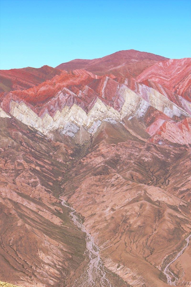 La boucle nord de Salta, itinéraire et récit de la fin d'un road-trip en Argentine