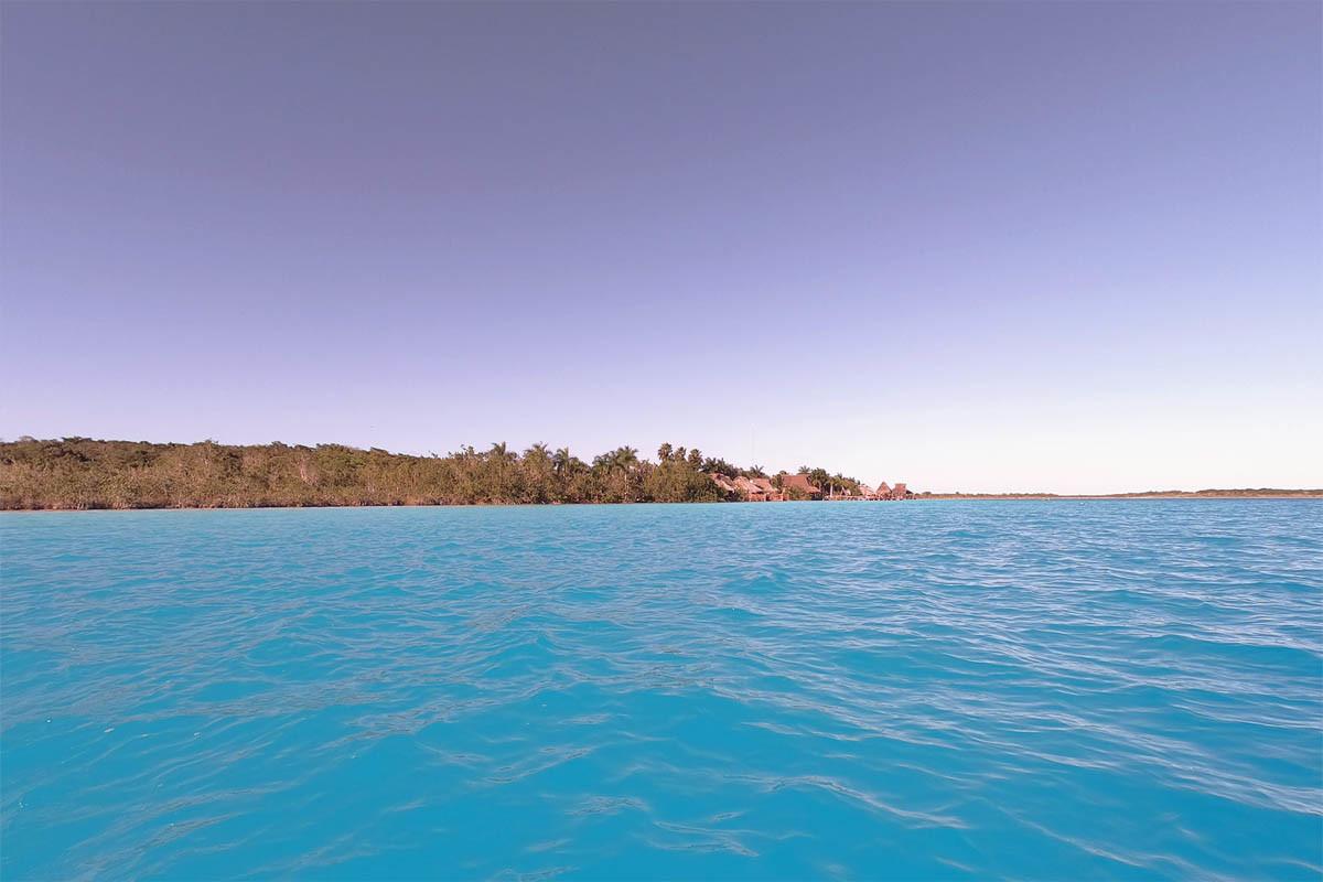 Bacalar au Mexique, petit paradis sur terre