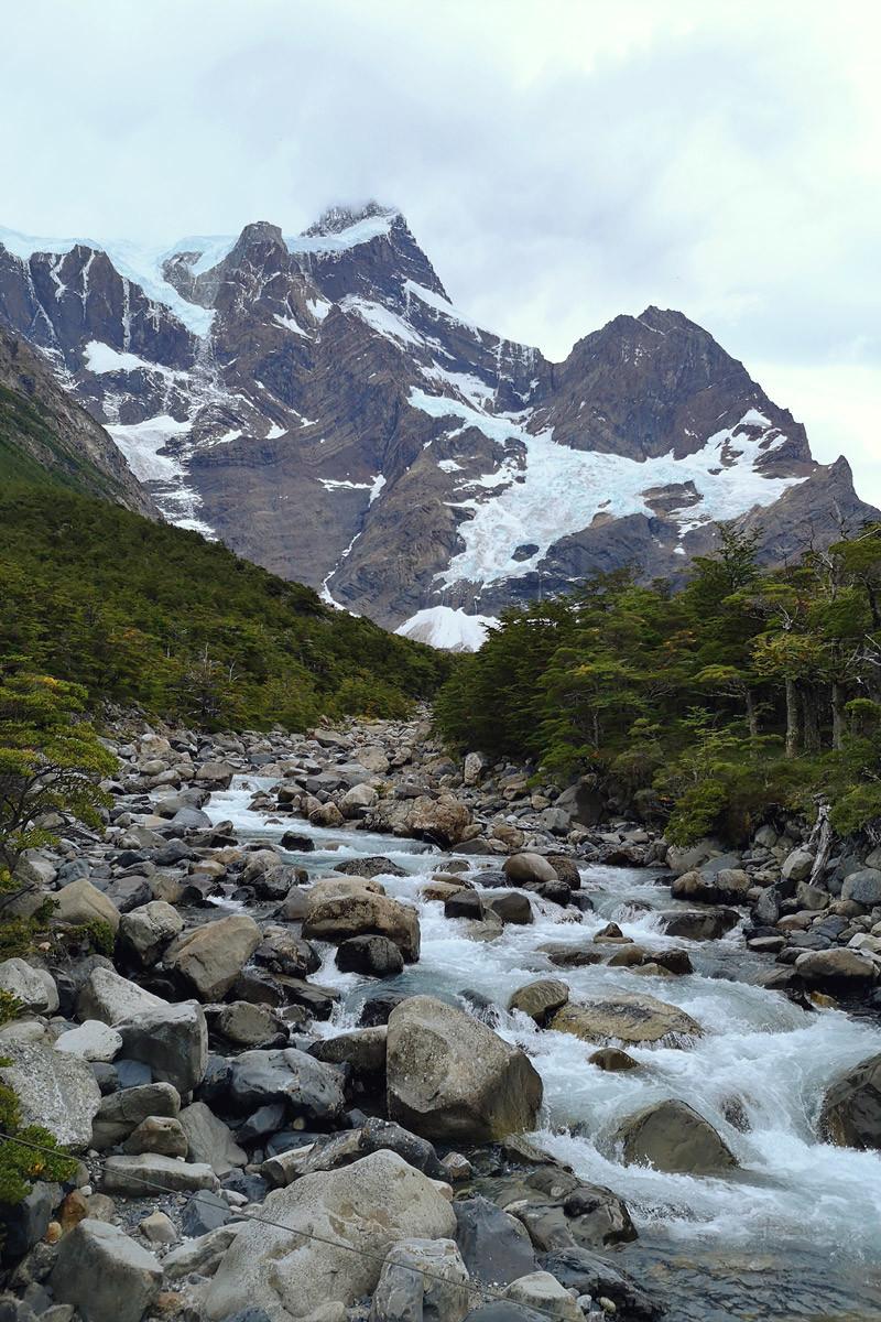Chili : Guide du trek W dans le parc Torres del Paine