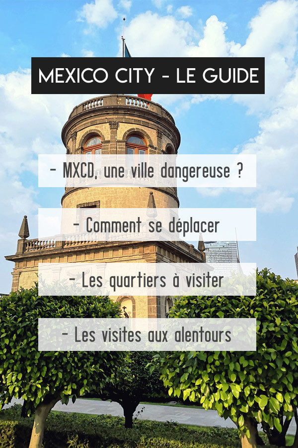 Mexico City, guide d'une ville surprenante