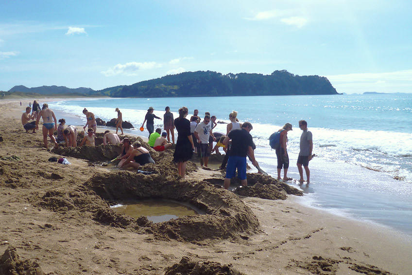 Nouvelle-Zélande : Le Coromandel