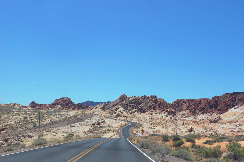 USA : Visiter Valley of Fire dans le Nevada