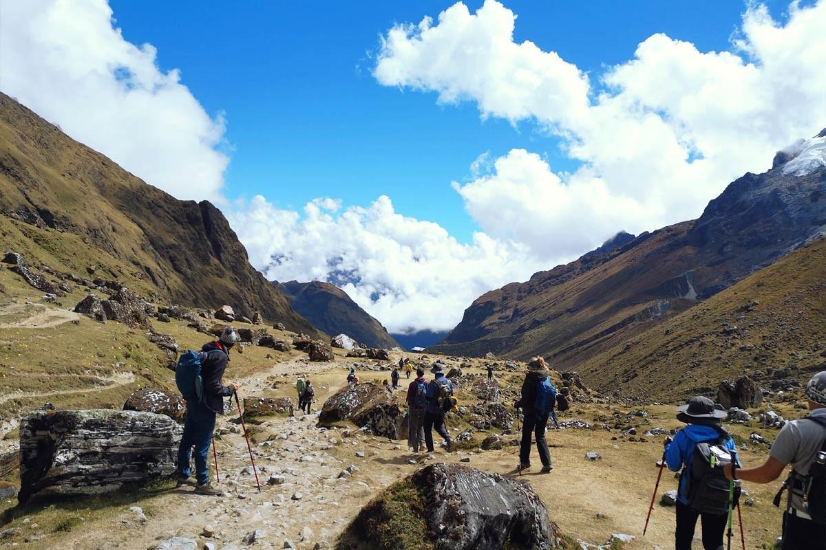 Le Salkantay Trek en solo, sans agence et sans tente