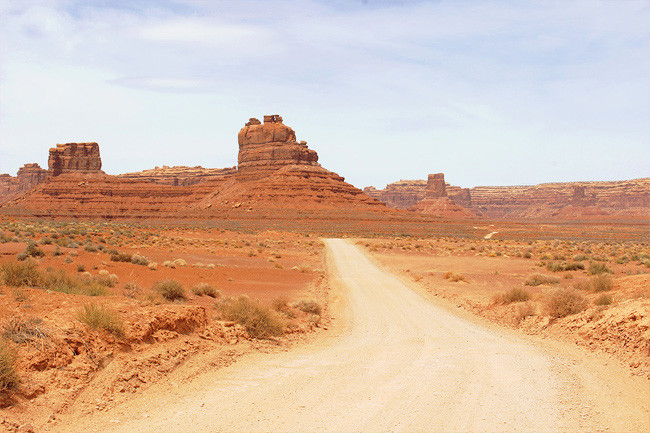 L'Utah sans touristes : Goosenecks State Park, Moki Dugway et Valley of the Gods