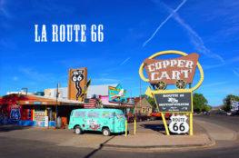 USA : La Route 66, un voyage dans le temps