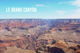 Road-Trip USA : Le Grand Canyon
