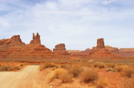 L'Utah sans touristes : Goosenecks State Park, Moki Dugway et Valley of the Gods