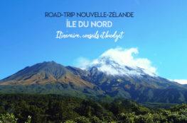 Nouvelle-Zélande, road-trip dans l'île du Nord : itinéraire, conseils et budget