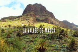 Découvrir la vallée de Masca à Ténérife